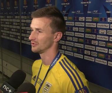 Lech - Arka 1-2 w finale PP. Bożok o meczu. Wideo