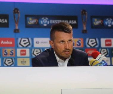 Lech - Arka 3-0. Leszek Ojrzyński o meczu. Wideo