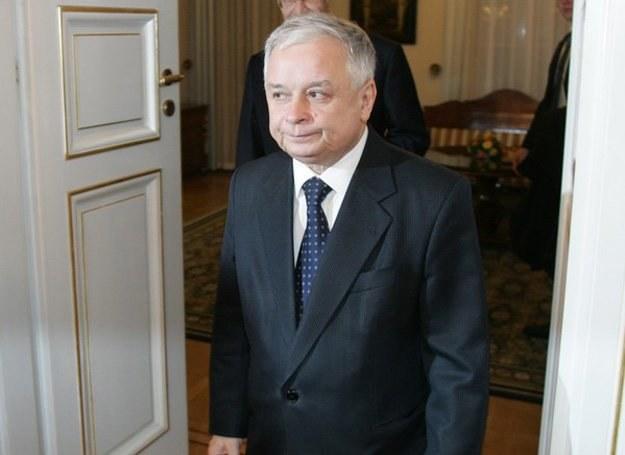 Lech Kaczyński/fot. Piotr Kowalczyk /Agencja SE/East News