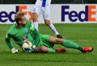 Lech Poznań - Arka Gdynia 1-0 w sparingu