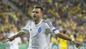 Lech Poznań - Dynamo Kijów 0-2 w sparingu