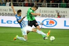 Lech Poznań - FK Ufa 0-0 w sparingu