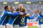 Lech Poznań - Termalica Bruk-Bet Nieciecza 5-2 w 22. kolejce Ekstraklasy