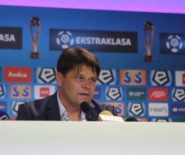 Lech - Sandecja 0-0. Mroczkowski ocenia debiut Sandecji w Ekstraklasie