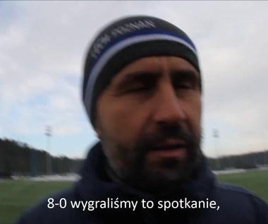 Lech - Sokół 8-0. Bjelica: Wyniki w okresie przygotowawczym nie są ważne