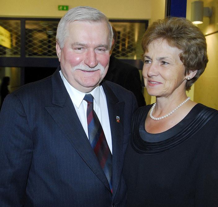 Lech Wałęsa był jej pierwszą i jedyną miłością  /Kobuszewski /AKPA