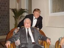 Lech Wałęsa zna myśli Donalda Trumpa