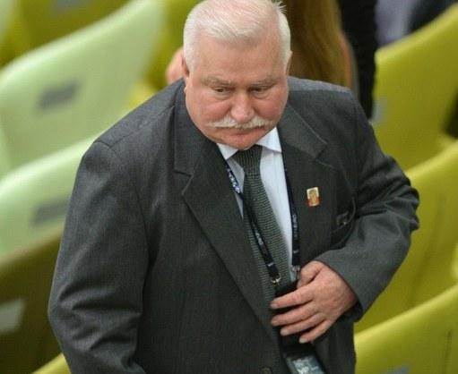Lech Wałęsa /AFP