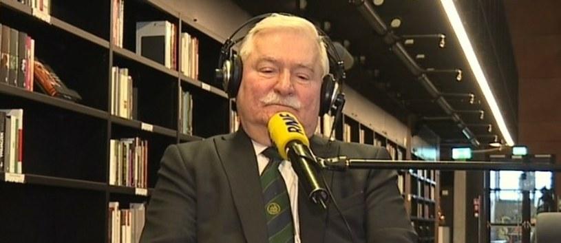 Lech Wałęsa /RMF FM