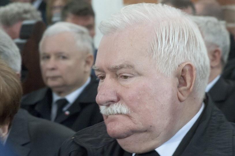Lech Wałęsa /Fot. Wojciech Strozyk/REPORTER /East News