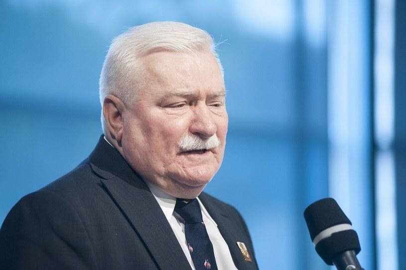 Lech Wałęsa /Wojciech Stróżyk /Reporter