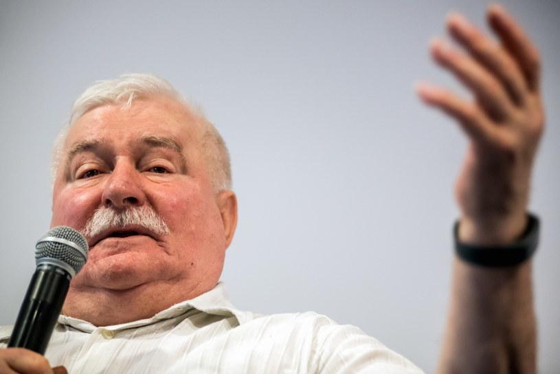 Lech Wałęsa /Marek Lasyk  /Reporter