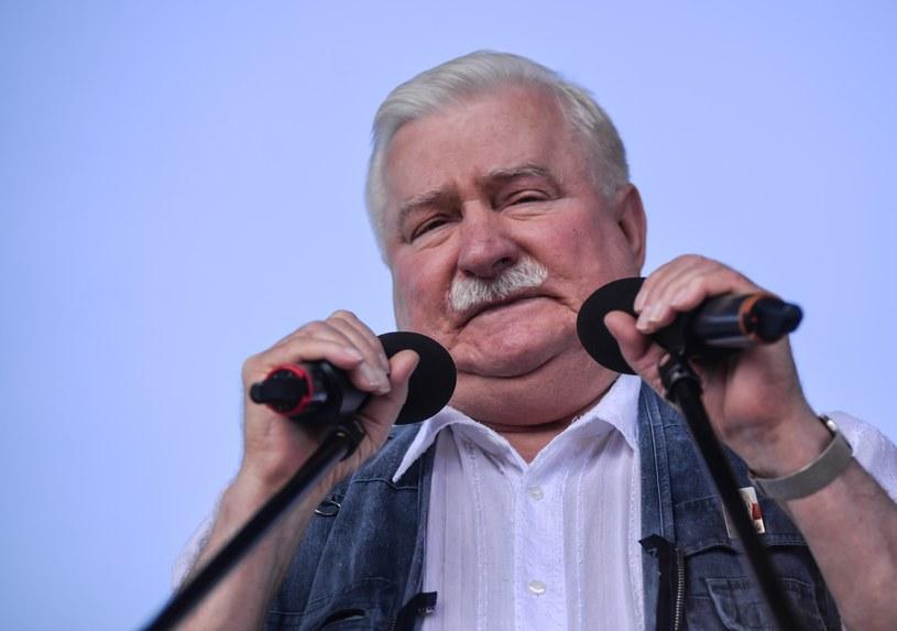 Lech Wałęsa /Fot. Przemek Świderski /East News