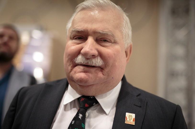 Lech Wałęsa /Michal Wozniak /East News
