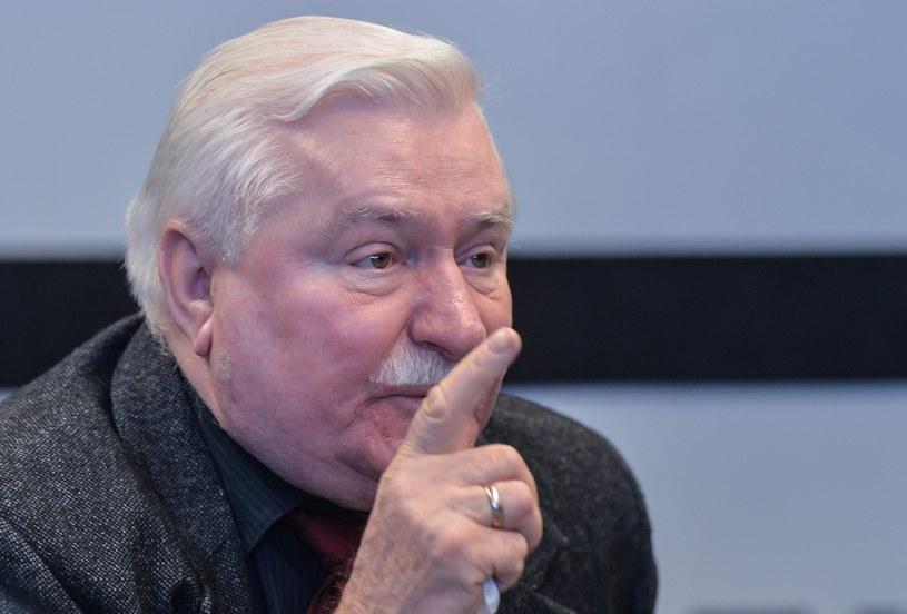 Lech Wałęsa /Przemek Świderski /East News