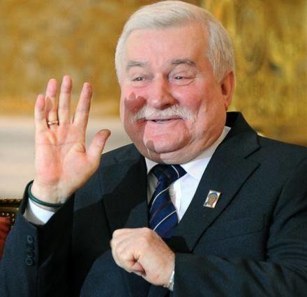 """Lecha Wałęsy nie chciano w unijnej """"grupie mędrców"""" /AFP"""