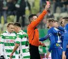 Lechia Gdańsk - Podbeskidzie Bielsko-Biała 5-0 w 22. kolejce Ekstraklasy