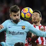 Leganes - Barcelona 0-3. Pique będzie pauzował za kartki