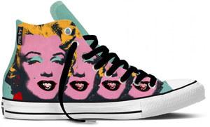 Legendarne sneakery i ikona pop-artu