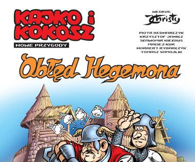 Legendarny komiks Kajko i Kokosz powraca