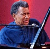 Legendarny pianista, Abdullah Ibrahim /www.ticket-art.pl
