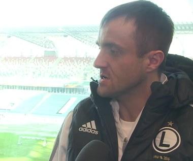 Legia - Ajax. Miroslav Radović: Na pewno mamy szanse. Wideo