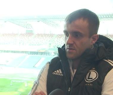 Legia - Ajax. Miroslav Radović: To nieprawdopodobne. Wideo