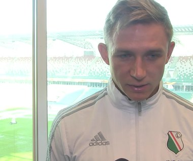 Legia - Ajax. Rzeźniczak przed meczem