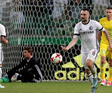 Legia - Astana 1-0. Legioniści: Zabrakło nam jednej bramki