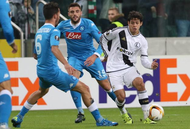 ไฮไลท์  Legia Warszawa 0 - 2 SSC Napoli