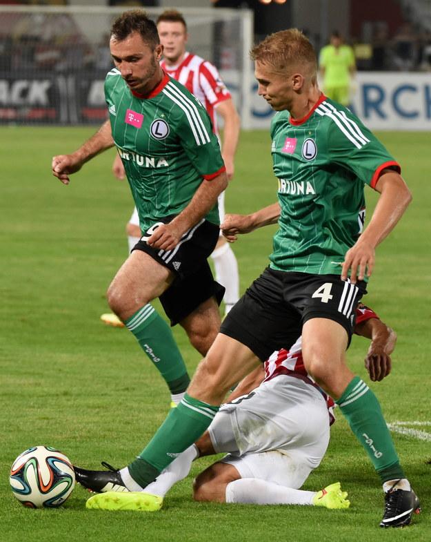 Legia i Celtic mają po 50 procent szans na awans