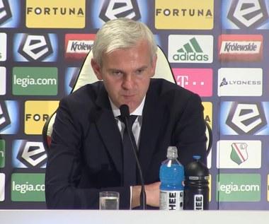 Legia - Lech 2-0. Magiera o przyszłości Odjidjy-Ofoe