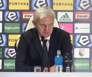 Legia - Lech 2-0. Magiera: Ważne trzy punkty