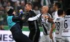 Legia - Lech 2-1. Jasmin Burić zawieszony na trzy mecze