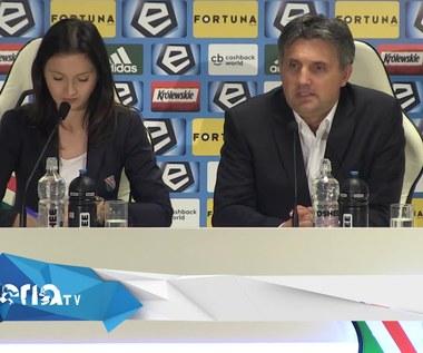 Legia - Lechia 1-0. Romeo Jozak po meczu
