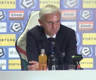Legia - Sandecja 2-0. Jacek Magiera: To cenne zwycięstwo po trudnym meczu