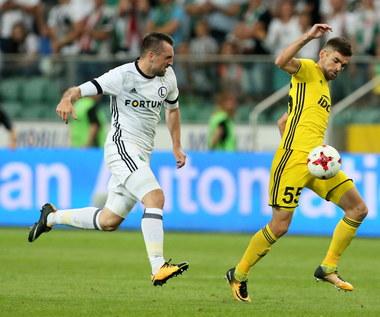 Legia - Szeriff 1-1. Michał Kucharczyk: Liga Europejska jeszcze nam nie uciekła