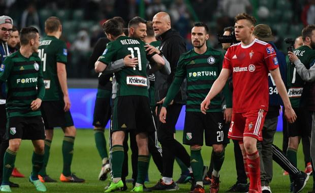 Legia Warszawa w finale Pucharu Polski! Gol na wagę awansu padł w doliczonym czasie gry