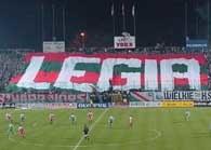 Legia-Widzew 0:0 /Paweł Sikora/RMF