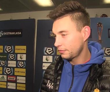 Legia - Wisła 1-1. Maciej Sadlok o meczu