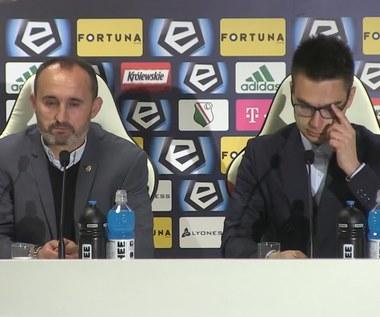Legia - Wisła 1-1. Ramirez: Jestem zadowolony z meczu, ale z wyniku nie do końca