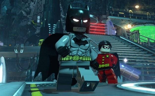 LEGO: Batman 3 /materiały prasowe