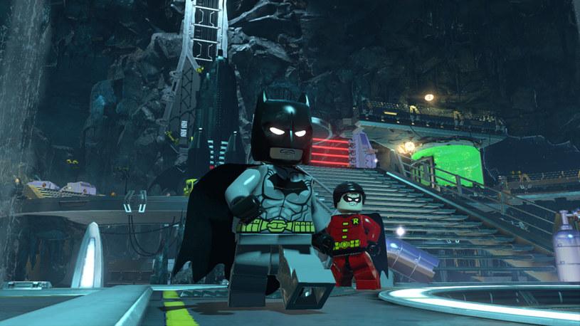 LEGO Batman /materiały prasowe