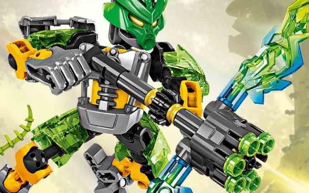 LEGO Bionicle /materiały prasowe