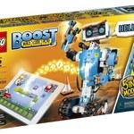 LEGO Boost 17101 - nowa forma zabawy popularnymi klockami