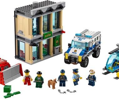 LEGO City - Włamanie buldożerem