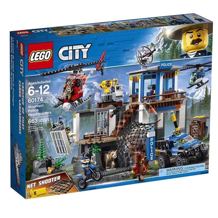LEGO City /materiały prasowe