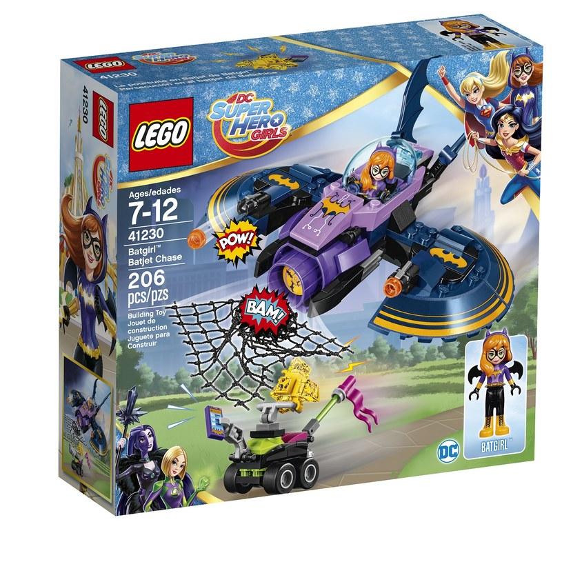 LEGO DC Superhero Girls /materiały prasowe