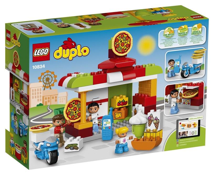 LEGO DUPLO Pizzeria /materiały prasowe