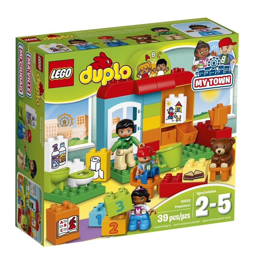 LEGO DUPLO Przedszkole /materiały prasowe